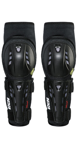 IXS Assault Series Elbow Guard Men black